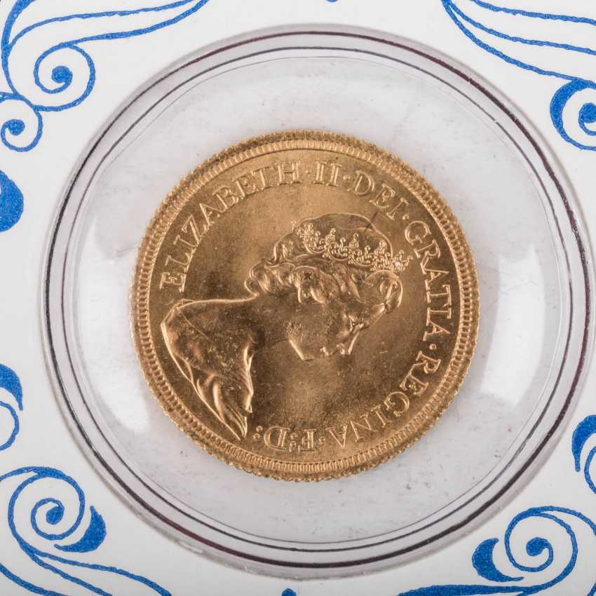 Great Britain - 10 x Gold Sovereign, - photo 5
