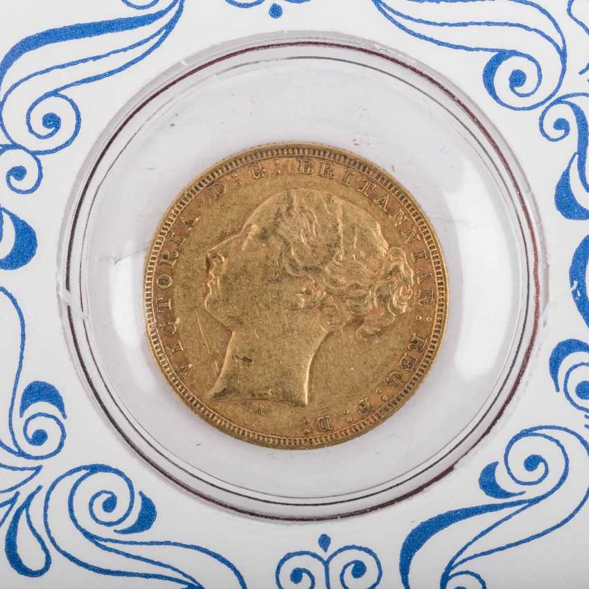 Great Britain - 10 x Gold Sovereign, - photo 6