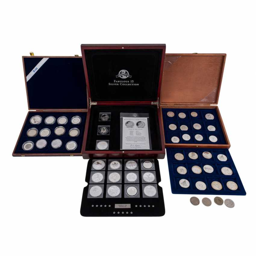 Silver solder with the Fabulous 15, including a few silver ounces - photo 1