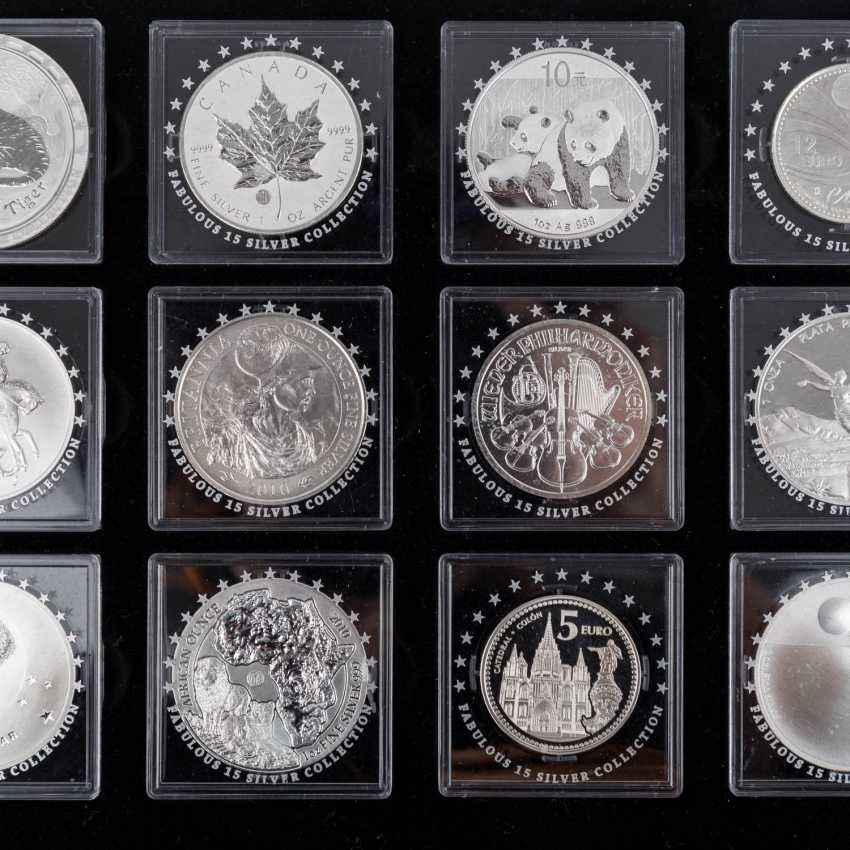 Silver solder with the Fabulous 15, including a few silver ounces - photo 2