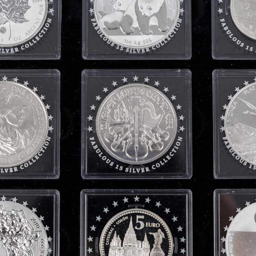 Silver solder with the Fabulous 15, including a few silver ounces - photo 3