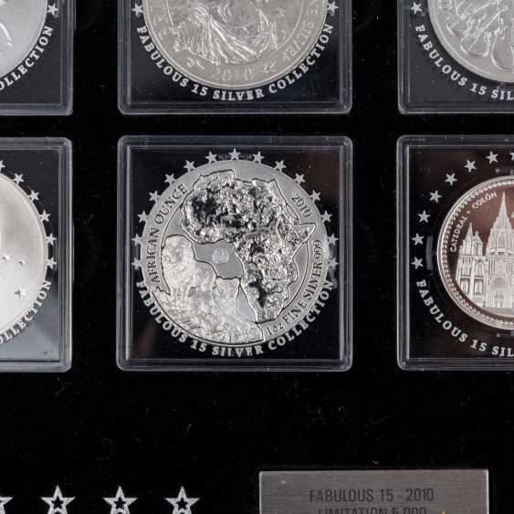 Silver solder with the Fabulous 15, including a few silver ounces - photo 5