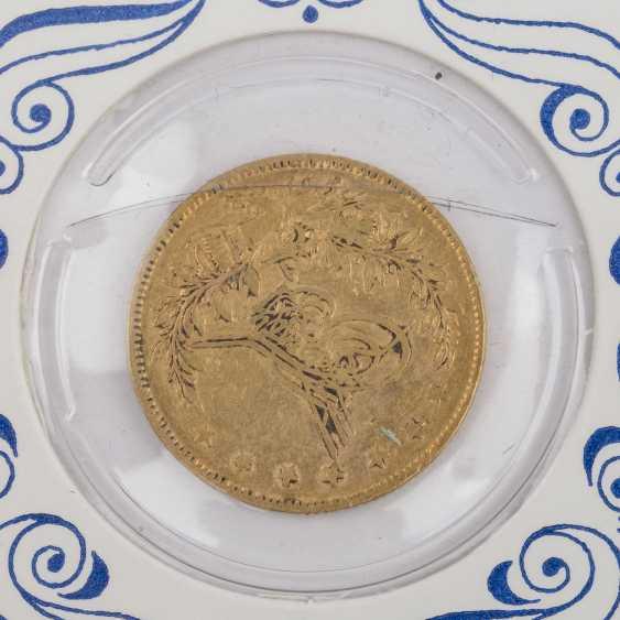 Turkey - 6 x 100 piasters. 1861/1950, - photo 4