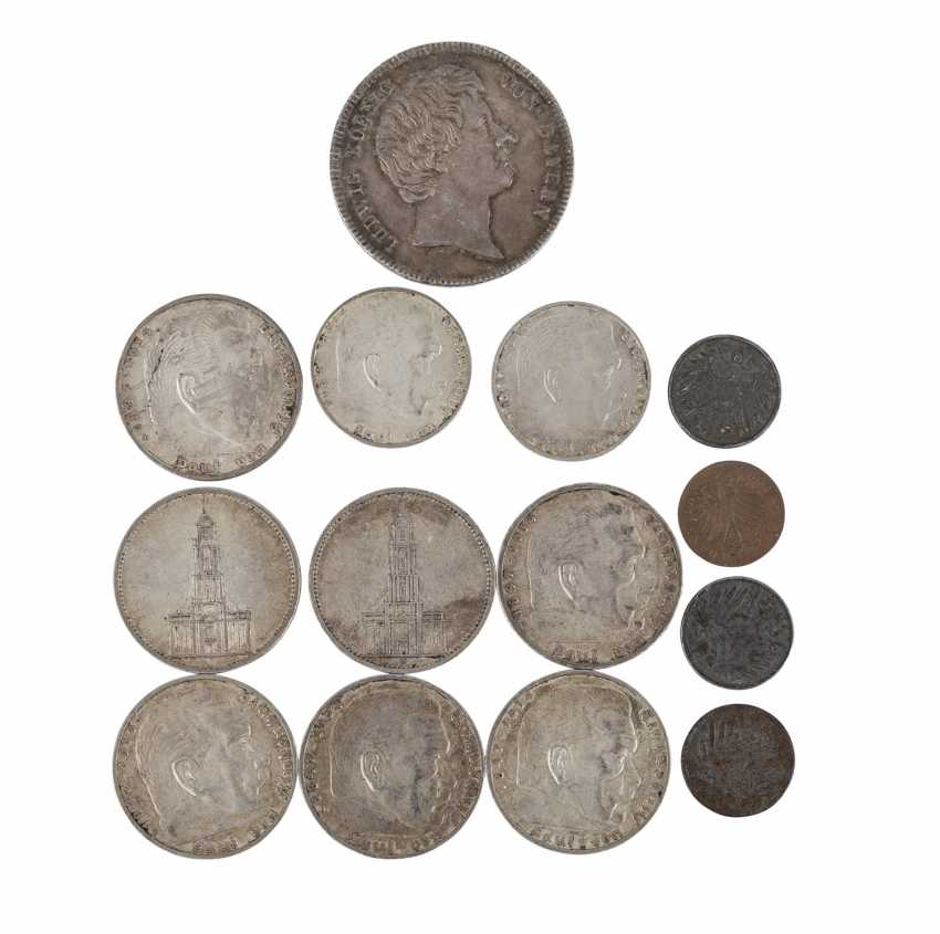 Small historic coin collection - - photo 2