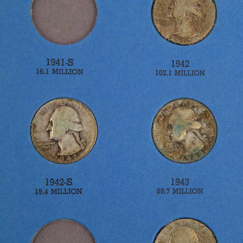 Historical collection of the United States, Switzerland, and Dt. Empire SILVER - - photo 6