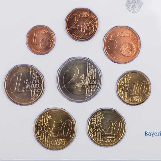 BRD Euro collection - 2002/14, st., - photo 2