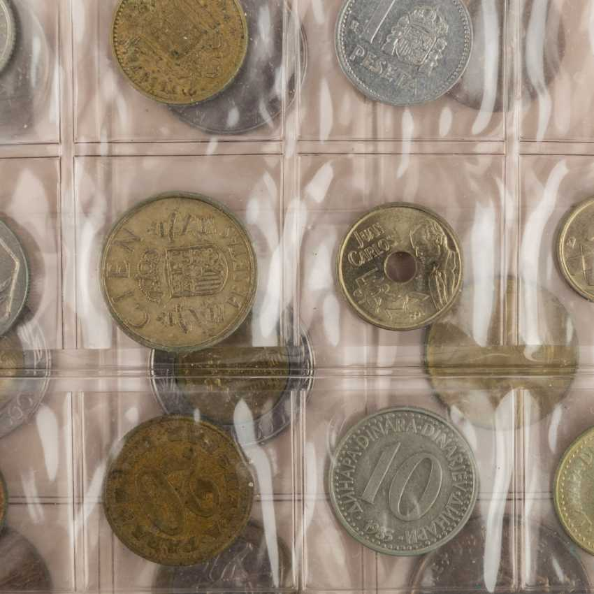 A mixed collection of coins and Bank notes - photo 2