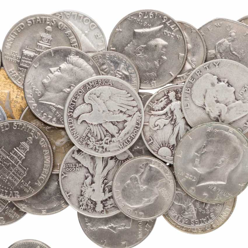 Group, focus on the USA - This is a rare Morgan Dollar 1878 CC, - photo 3