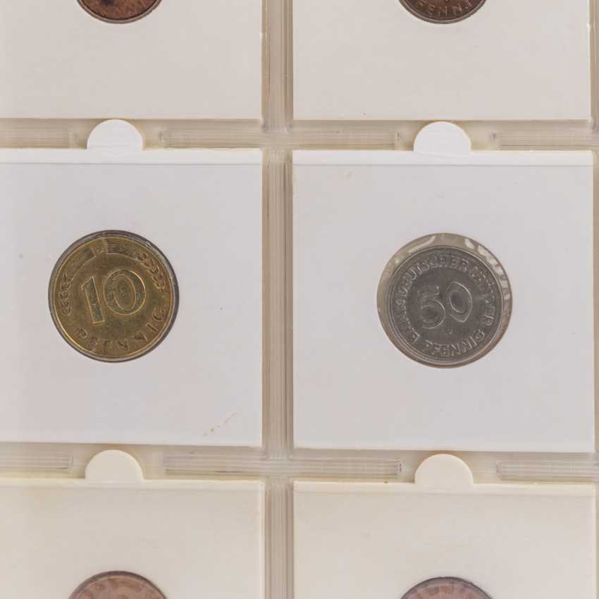 Collection of coins and Bank notes, Dt. Empire to Germany - - photo 3