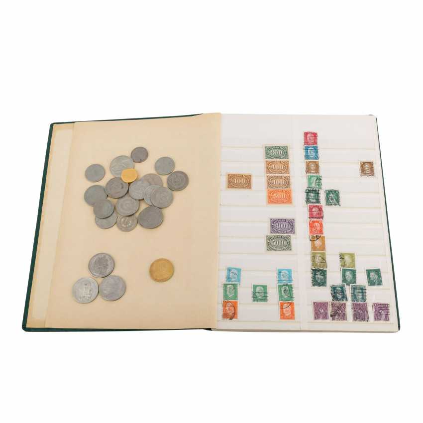 GDR - small collection of CuNi. Coins, - photo 1