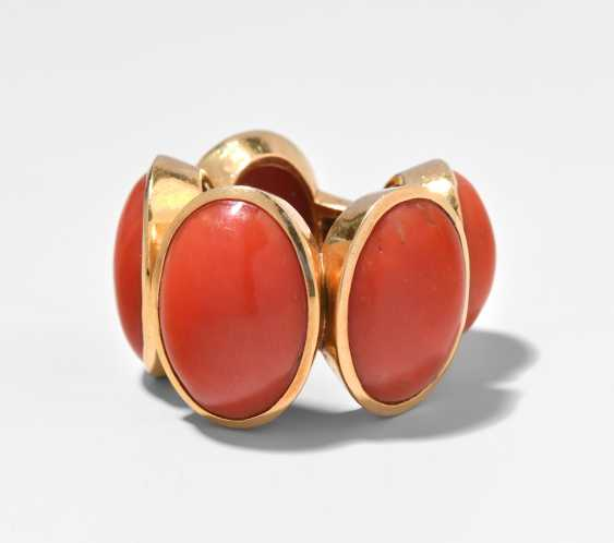 Coral Ring - photo 1