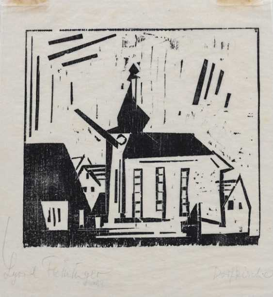 Feininger, Lyonel - photo 1