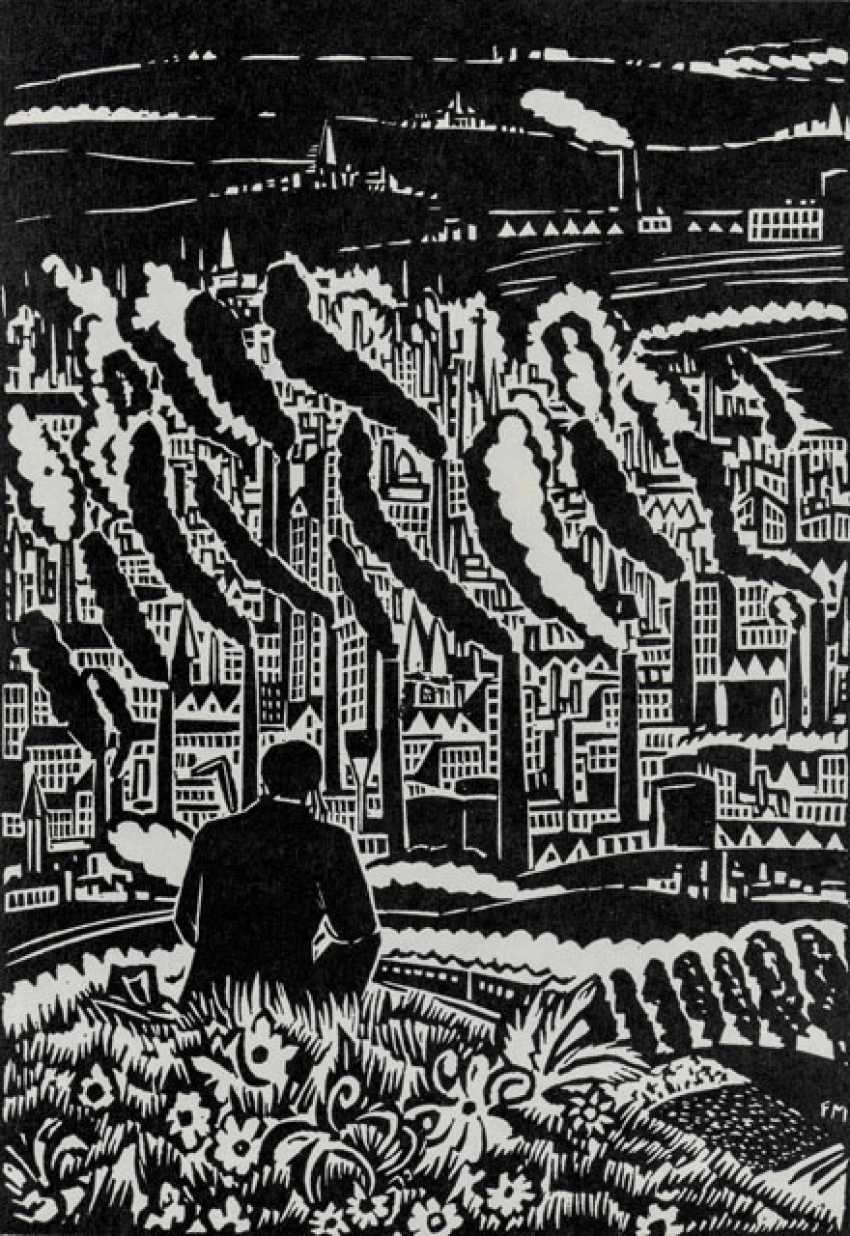 Masereel, Frans - photo 2