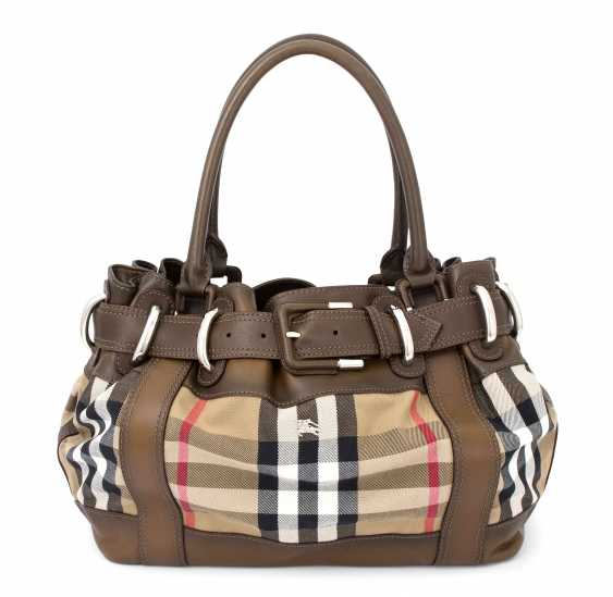 Burberry, Sac À Main - photo 1