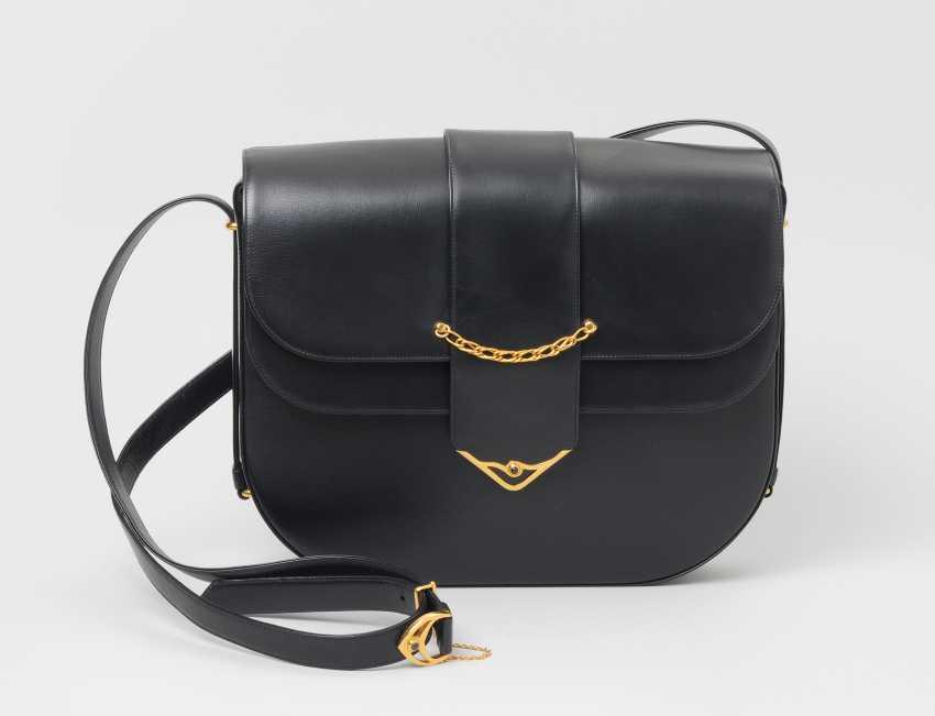 """Cartier, a handbag from the line """"sapphire"""" - photo 1"""