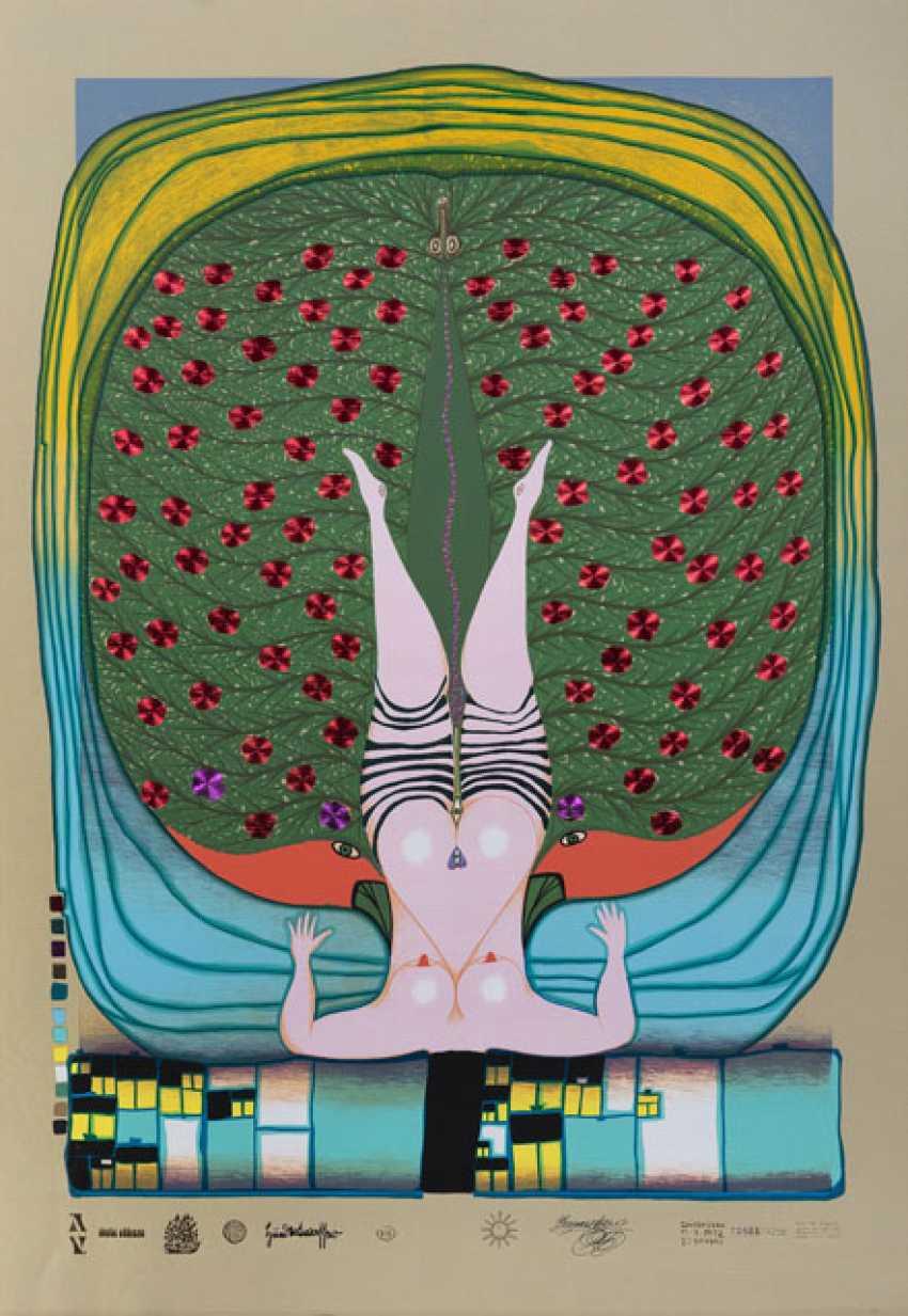 Hundertwasser, Friedensreich - photo 1