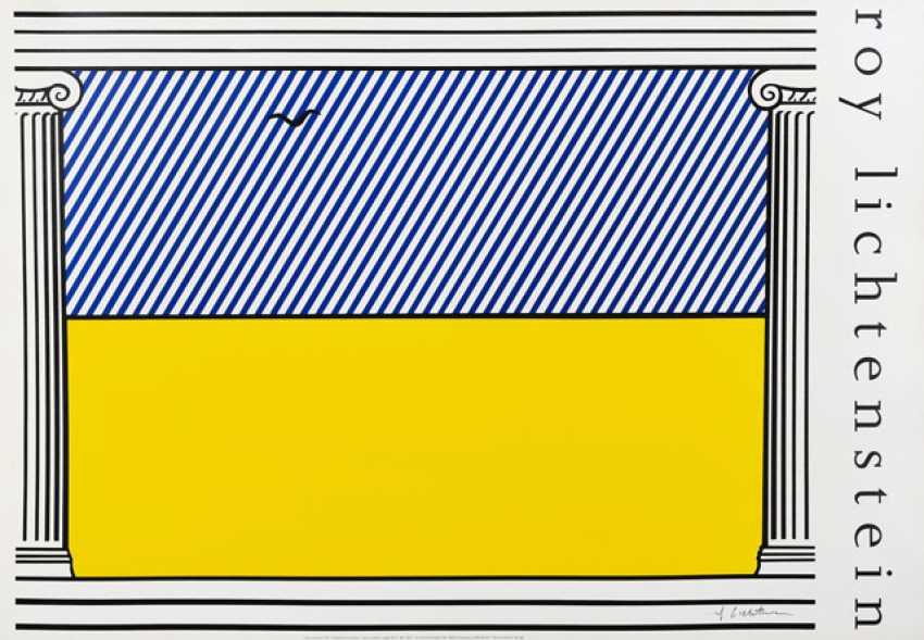 Lichtenstein, Roy - photo 1
