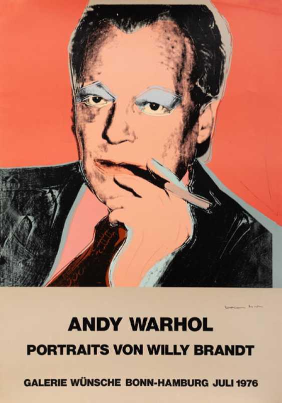Warhol, Andy - photo 1
