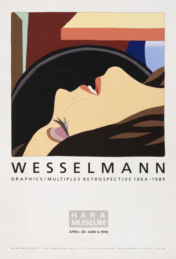 Wesselmann, Tom - photo 1