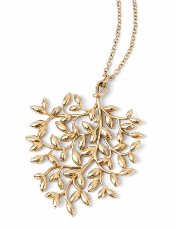 "Tiffany & Co., Followers Of ""Olive Leaf"" - photo 1"