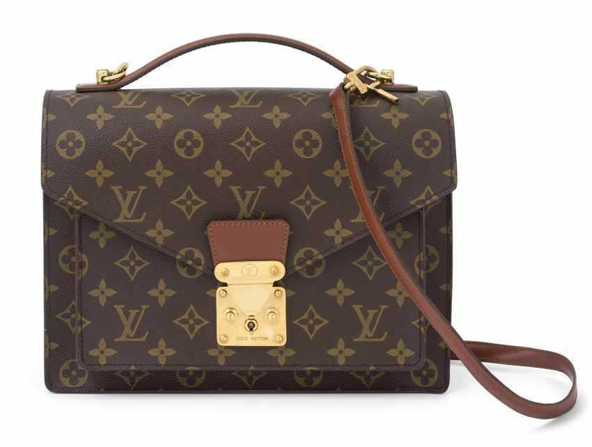 """Louis Vuitton Handtasche """"Monceau"""" - photo 1"""