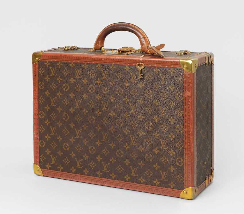 """Louis Vuitton Koffer """"Cotteville 45"""" - photo 1"""