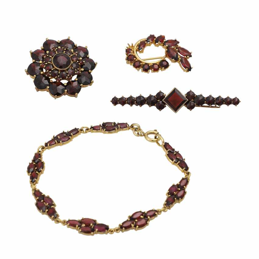 Jewelry mixed lot of 14 pieces, - photo 3