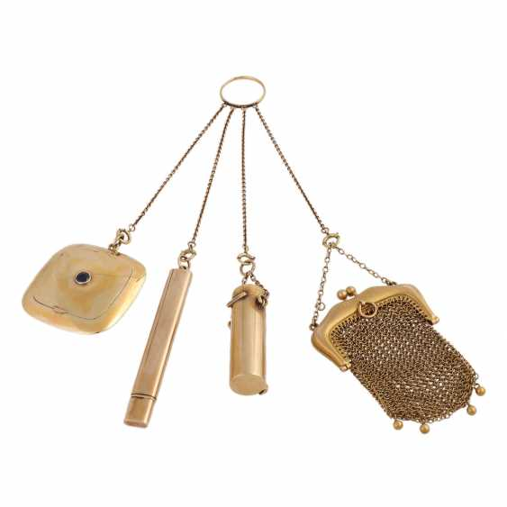 4-piece Charivari-pendants - photo 1