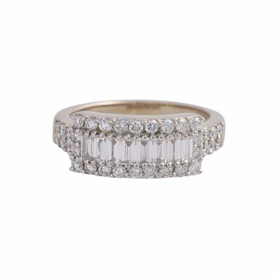 Ring with diamond of approximately 1.5 ct - photo 1