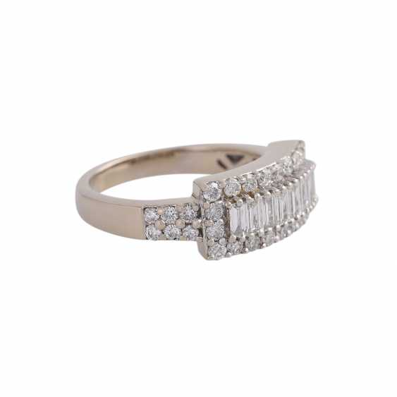 Ring with diamond of approximately 1.5 ct - photo 2