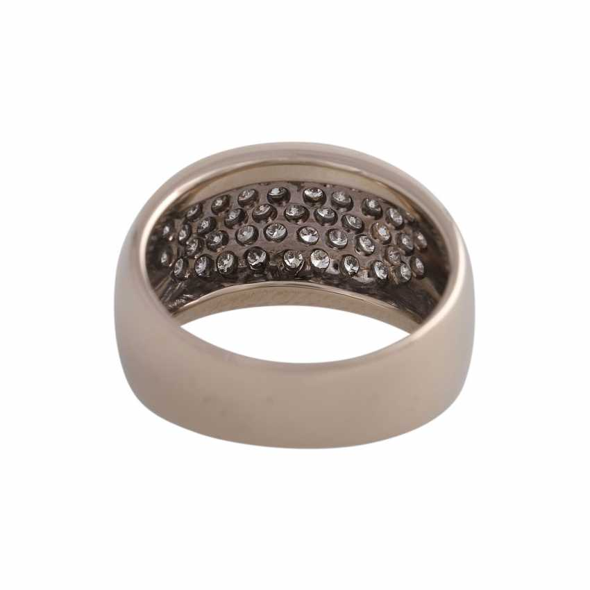 Ring brilliant, together approximately 0.9 ct - photo 4