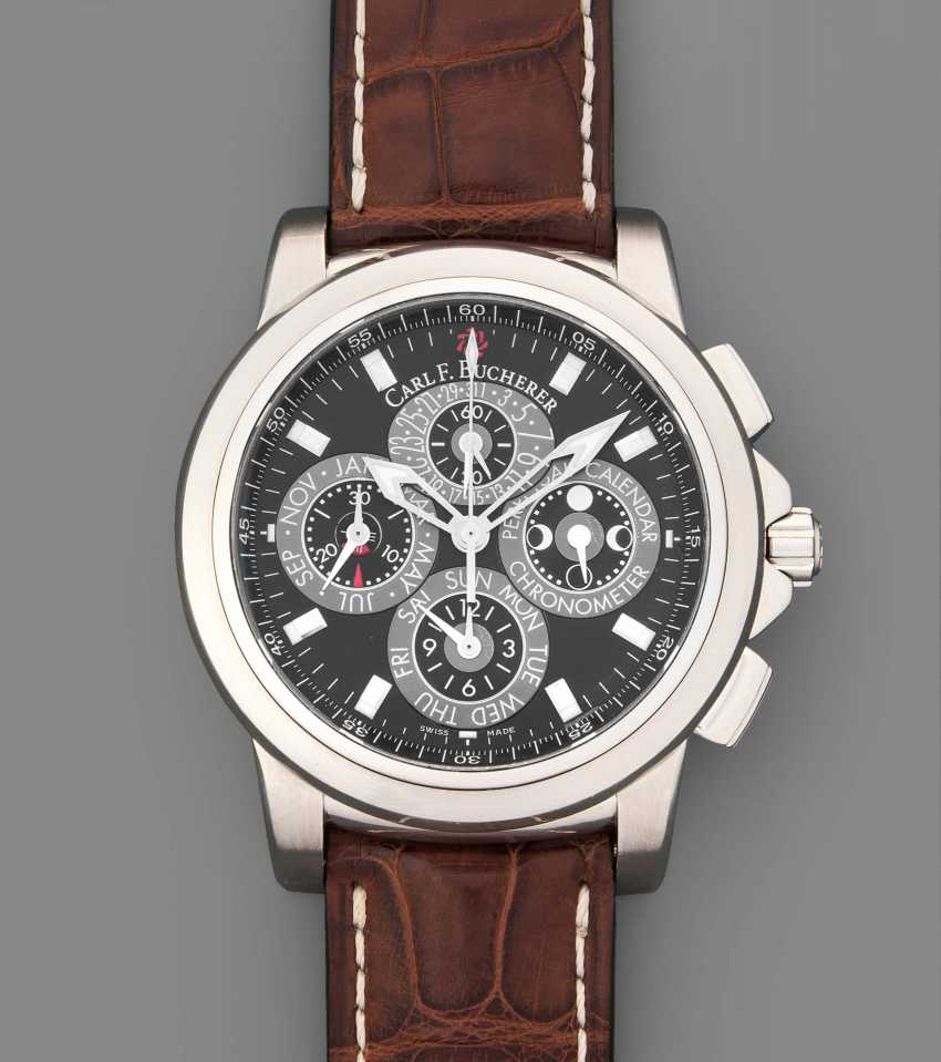 Carl F. Bucherer GMT Perpetual Calendar - photo 1