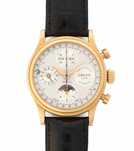 Gruen Chronometer David - photo 1