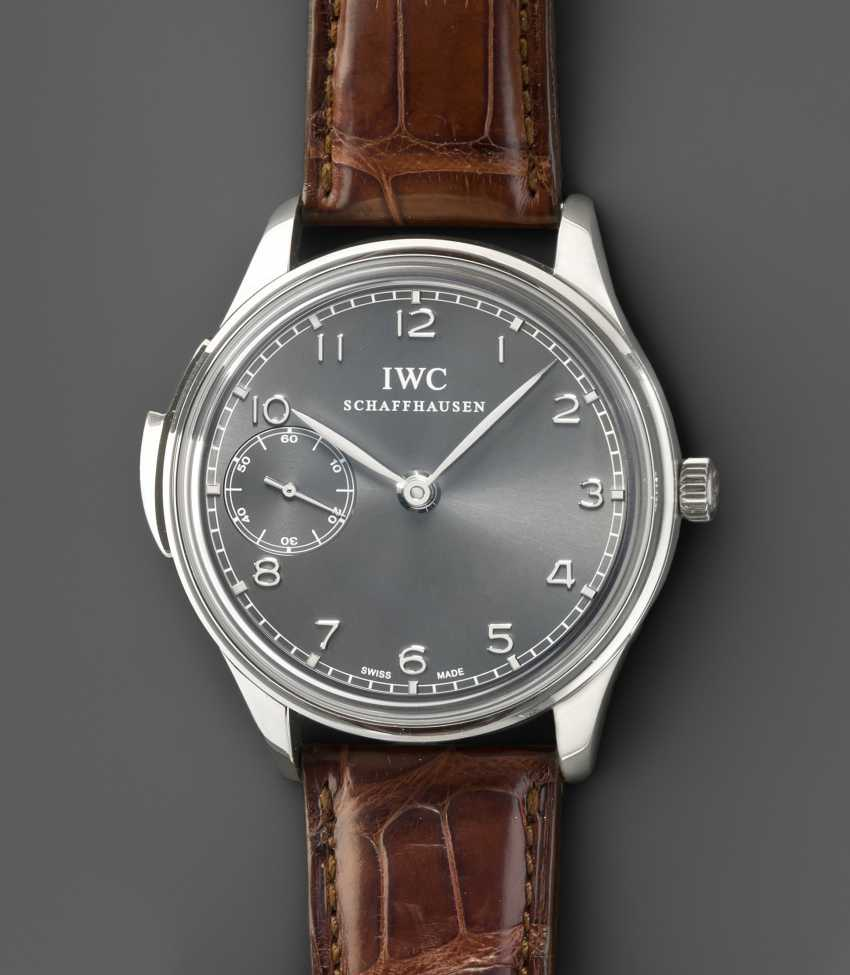 IWC Portugieser Minutenrepetition Limited Edition - photo 1