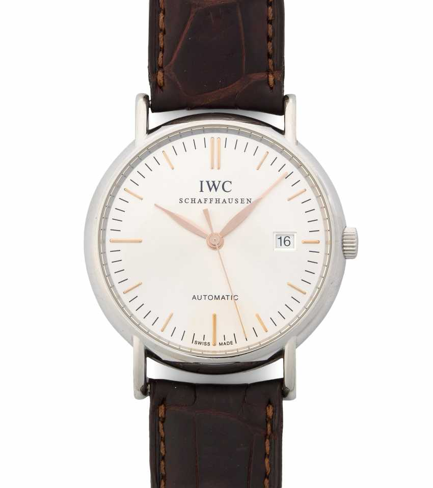 IWC Portofino - photo 1