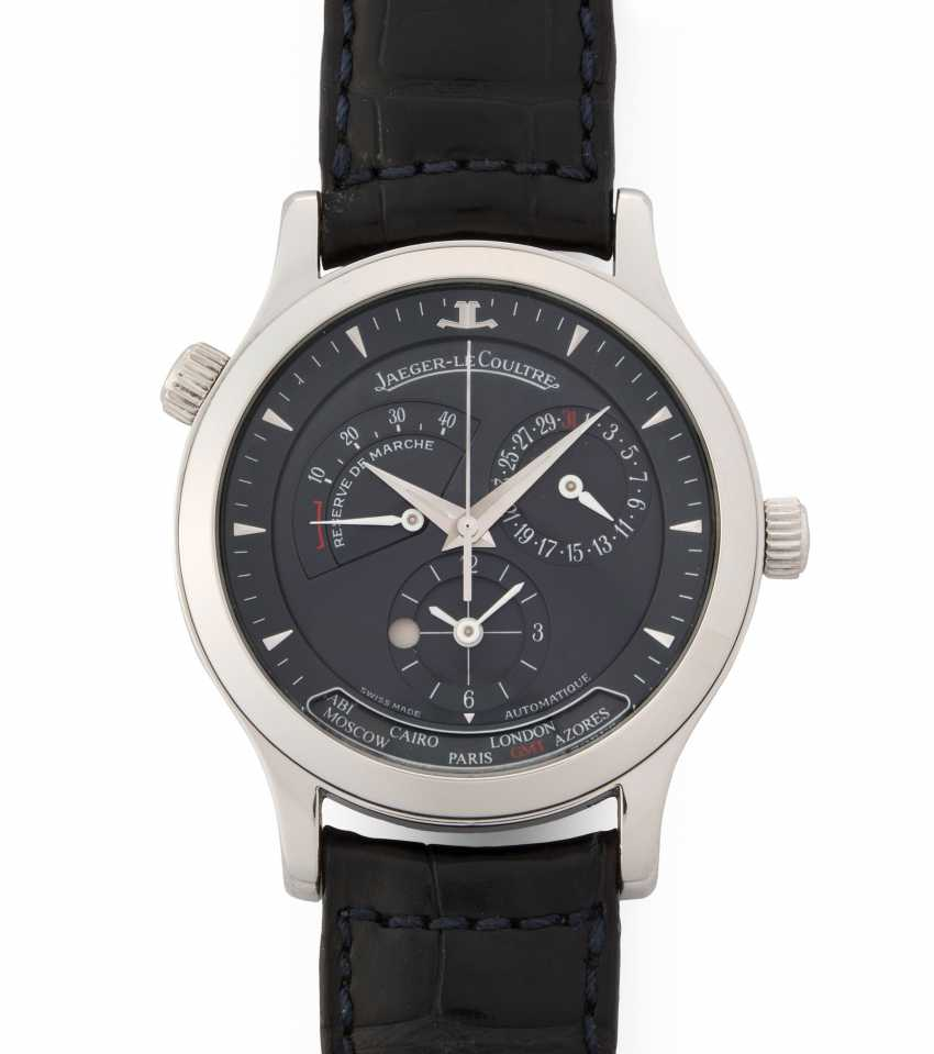 Jaeger LeCoultre Master Geographic - photo 1