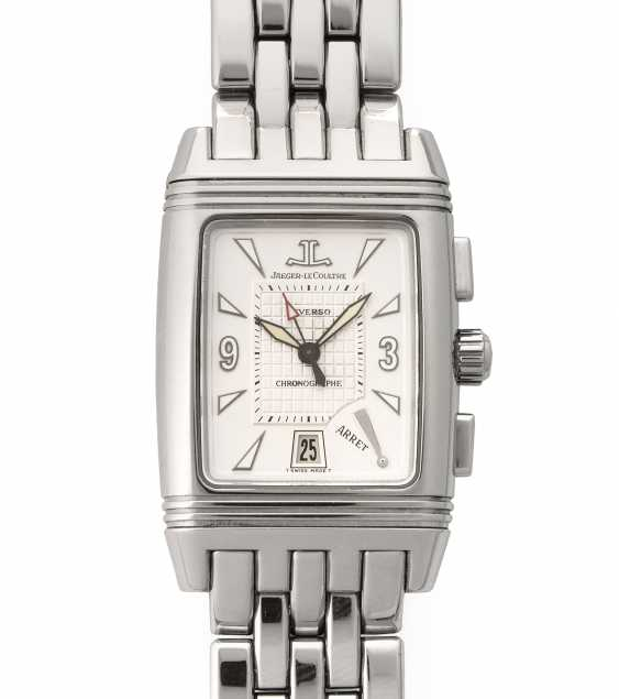 Jaeger LeCoultre Reverso Chronograph - photo 1
