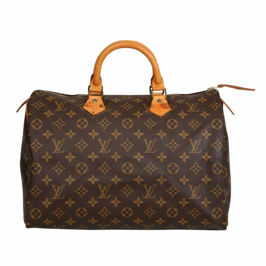 1b6bb01532d2 Lot 5. LOUIS VUITTON VINTAGE handbag