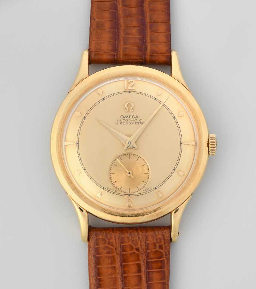 Omega Centenary Chronometer - photo 1