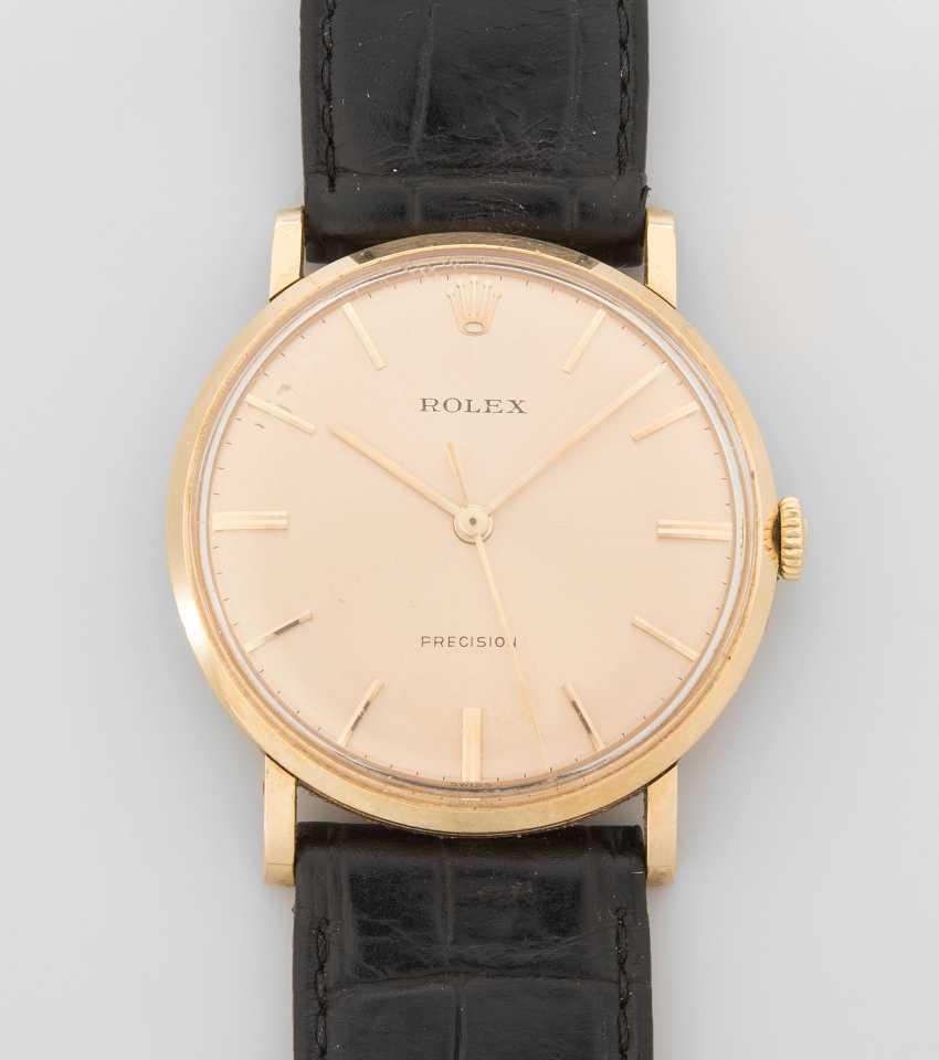 Rolex Precision - photo 1