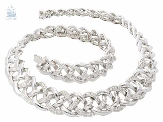 Chain Necklace Very Heavy And Highly Decorative Formerly Very
