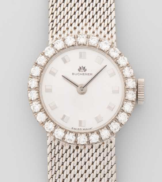 Bucherer Brilliant Ladies Wrist Watch - photo 1
