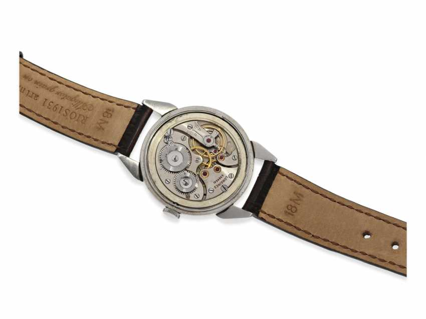 Watch: exceptional, large vintage mens watch, Longines, CA. 1945 - photo 2