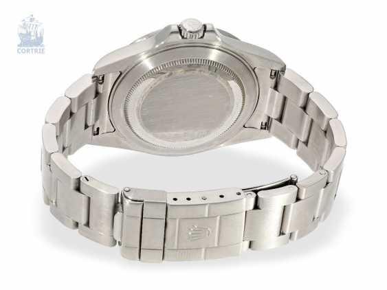 Watch: very beautiful men's watch in stainless steel Rolex Explorer II Ref.16570T of 2005 - photo 3