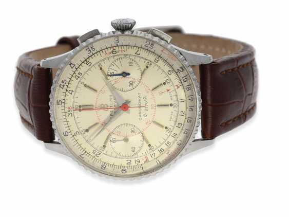 Watch: wanted, very early Breitling Chronomat Ref.769, CA. 1941/42 - photo 1