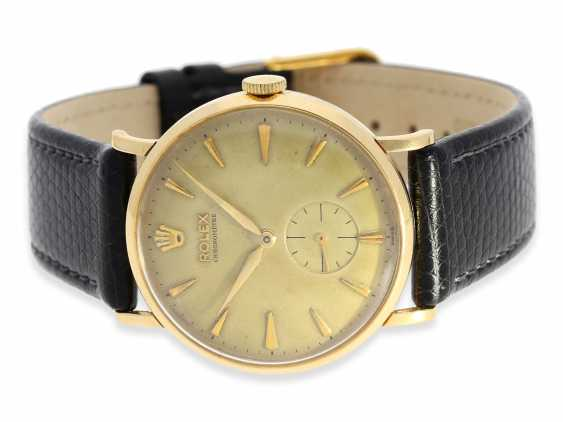Watch: extremely rare, early Rolex Chronometer, with hand reference 9659, CA. in 1949, Elevator, probably - photo 1