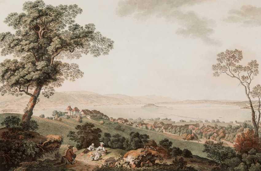Aberli, Johann Ludwig - photo 1