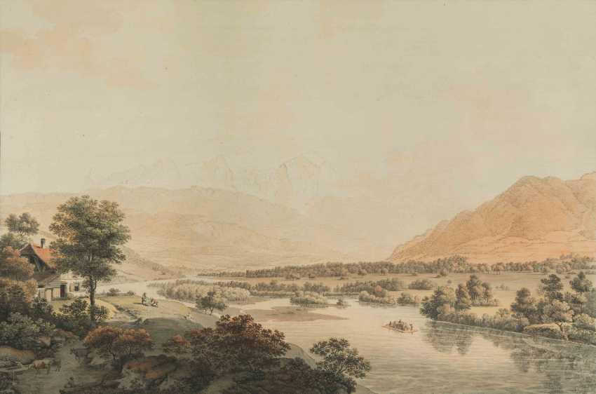 Aberli, Johann Ludwig - photo 6