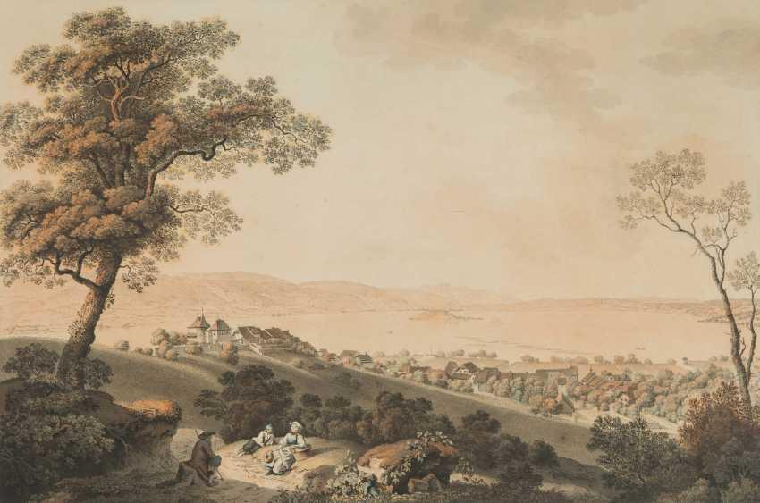 Aberli, Johann Ludwig - photo 7