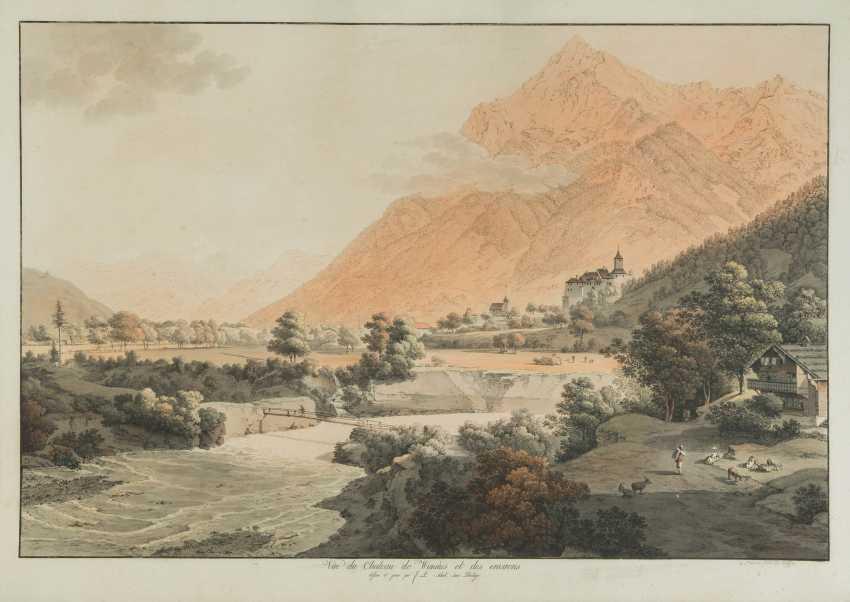 Aberli, Johann Ludwig - photo 8